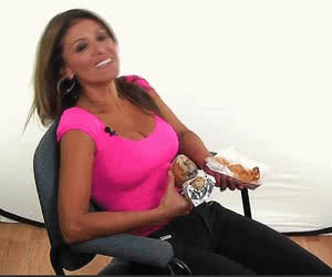 Latina animated GIF