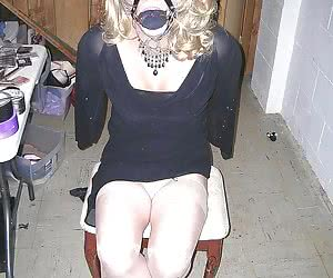 Crossdresser And Sissy Bondage