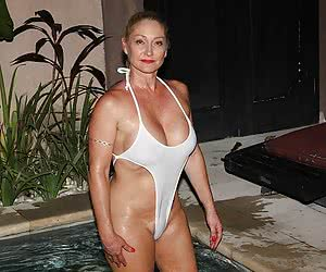 Category: mature in bikini